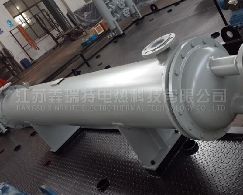 管壳式换热器制造