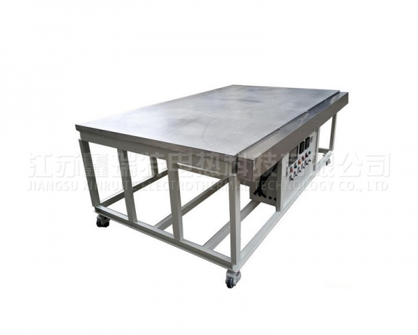 天津铸铝加热平台