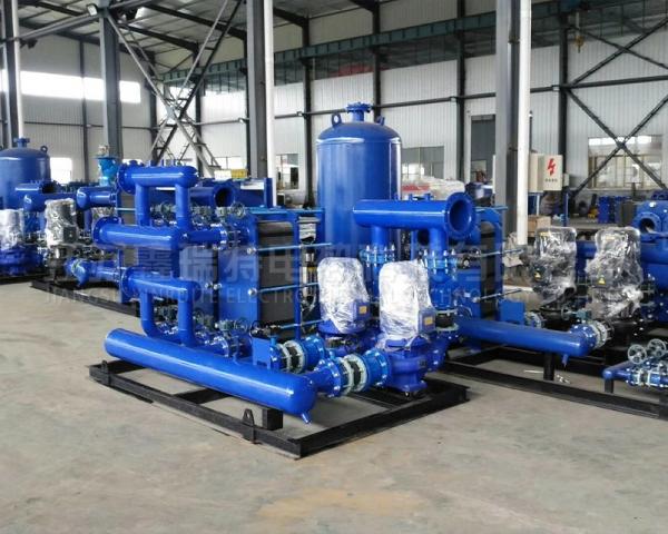 管壳式换热器结构