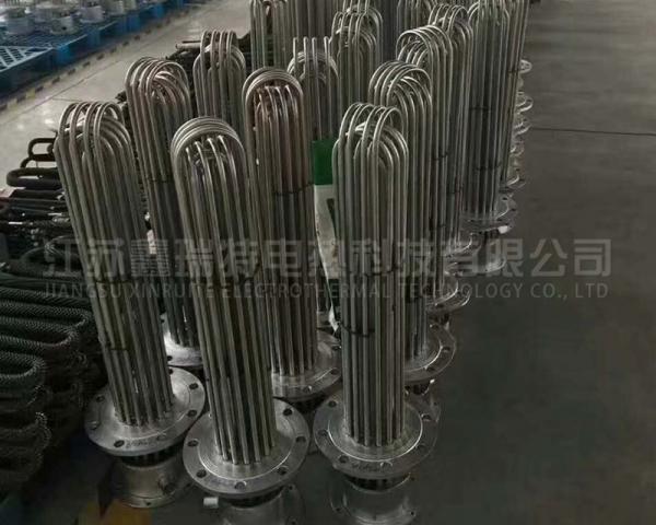 法兰电加热管厂家