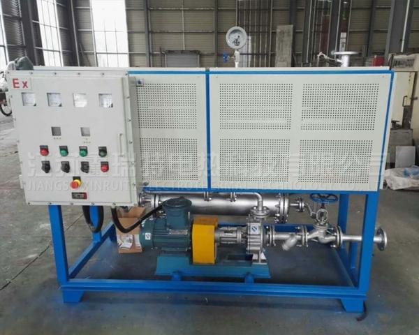 天津立式导热油炉